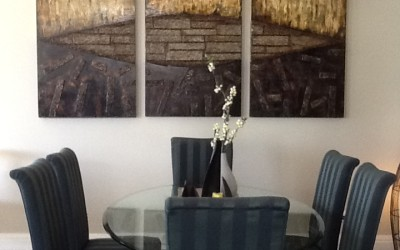 Whenuapai - Dining Artwork