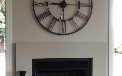 Whenuapai - Wall Clock