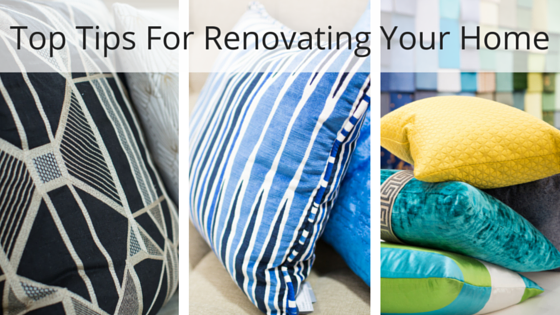 Top Design Tips When Renovating or Building a New Home
