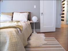 winter shag rug