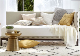 cozy day bed
